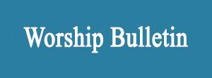 Button-worship-bulletin
