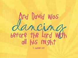and-david-was-dancing